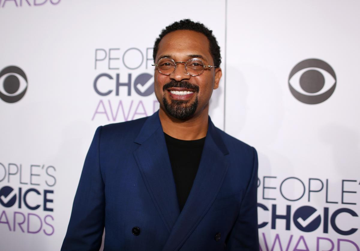 Mike Epps attends the People's Choice Awards 2016 at Microsoft Theater on January 6, 2016 in Los Angeles, California