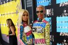 Blac Chyna Unfazed By Sex Tape During Sleepover With Amber Rose
