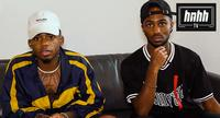THEY. Celebrate The Return Of Guitar In Hip-Hop, Talk Songwriting & More