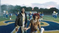 """2 Chainz & Lil Wayne Celebrate HBCU Marching Bands In """"Money Maker"""" Video"""