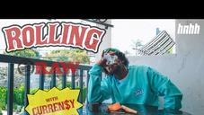"""Curren$y Discusses Making His Own Strain & Stuffing Cones On """"How To Roll"""""""
