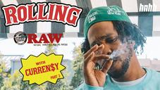 """Curren$y Has Stories For Days About Lil Wayne, His Favorite 4/20 Experience, & More On """"How To Roll"""""""
