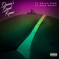 """A$AP Rocky Joins Ty Dolla $ign On The Remix To """"Dawsin's Breek"""""""