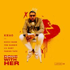 """Gucci Mane, Lil Baby & YBN Nahmir Pop Up On Khao's """"Done With Her"""""""