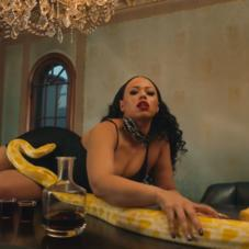 "Elle Varner Drops Off ""Pour Me"" Visuals Featuring Wale"