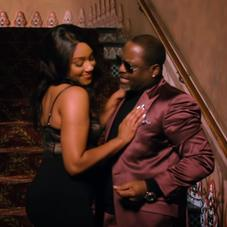"""Johnny Gill Gets Romantic With Tiffany Haddish In """"Soul Of A Woman"""" Visual"""