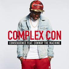 """Consequence Returns With New Song """"Complex Con"""" Feat. Conway The Machine"""