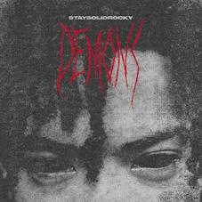 """StaySolidRocky Embraces A Menacing Demeanor On """"Demons"""""""