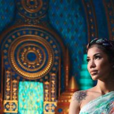 """Jhené Aiko Is A Disney Princess In """"Lead The Way"""" Visual From """"Raya & The Last Dragon"""""""