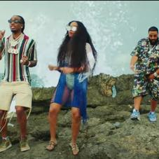 "DJ Khaled, Migos, & H.E.R. Unite For ""We Going Crazy"" Video"