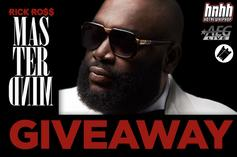 """Contest Giveaway: Win Tickets To The Rick Ross """"Mastermind"""" Tour"""