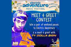 Giveaway: Win VIP Passes To Electric Adventure + Meet & Greet With Ty Dolla $ign