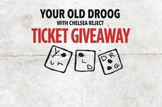 Ticket Giveaway: See Your Old Droog Live In NYC