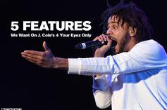 "5 Features We Want On J. Cole's ""4 Your Eyez Only"""