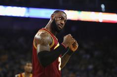 LeBron James Praises The Man Who Broke Up A Street Fight In Viral Video