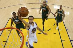 Watch The Top-5 Plays From Last Night's NBA Playoff Action