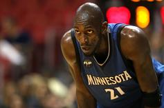 Kevin Garnett Returns To AND1 As Creative Director