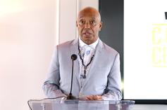 """Russell Simmons Reportedly """"Focusing On Yoga & Meditation"""" In Bali"""