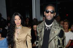 """Cardi B Reportedly Dropped $250K on Offset's """"Bando"""" Chain"""