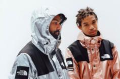 Supreme & The North Face Go Metallic For Their Spring 2018 Collection