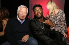 Meek Mill Gets Prison Visit From Robert Kraft & 76ers Owner Michael Rubin
