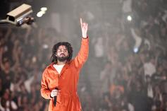 J. Cole Announces Free Show In New York City