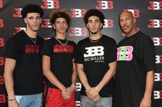 LaVar Ball Wants A $1 Billion Shoe Deal For His Sons Lonzo, LiAngelo And LaMelo