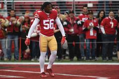 49ers' Reuben Foster's Ex-GF Admits She Lied About Domestic Violence