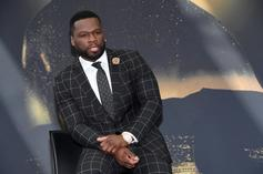 50 Cent Announces Appearance At Bellator 200, Shows Off Crude Wall Art