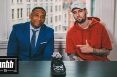 """HNHH HotNewSneakers Ep. 7: """"UNC Off-White Jordans & Special Guest Maino"""""""