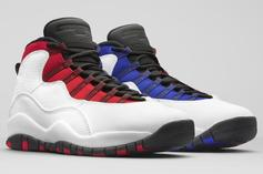 """Russell Westbrook x Air Jordan 10 """"Class Of 2006"""" Launches Tomorrow"""