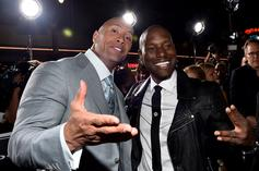 "Dwayne Johnson On His Feud With Tyrese: ""There's No Need To Have A Conversation"""