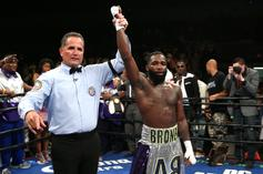 """Adrien Broner Says: """"If Blac Chyna Can Date 18-Year-Old"""" He Can Beat One Up"""