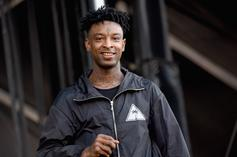 21 Savage Opens Up About His Fear Of Being Broke