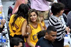 Khloe Kardashian & Tristan Thompson Pack On The PDA During Mexico Vacation