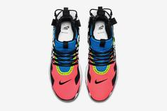 Acronym x Nike Air Presto Official Images, Release Details