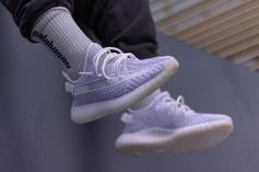 """Adidas Yeezy Boost 350 V2 """"Static"""" On-Foot Photos Revealed"""