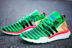 """Dragon Ball Z x Adidas EQT Support """"Shenron"""" Revealed In Detail"""
