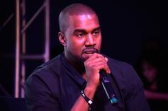 """Kanye West Defends Kim's Honor, Puts Drake & Nick Cannon """"In Check"""""""
