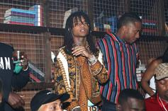 Swae Lee Has Fun With An Impromptu Freestyle In The Street: Watch