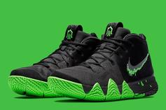 "Nike Kyrie 4 ""Halloween"" Releasing Today: Purchase Links"