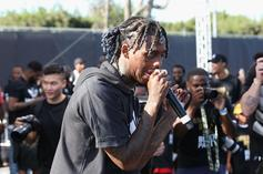 Famous Dex Appears To Pull A Gun On Shocktoberfest Concertgoers