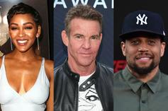 "Meagan Good, Dennis Quaid, & Michael Ealy Star In Trailer For ""The Intruder"""