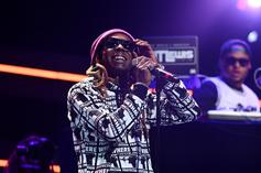 Lil Wayne Performs Intimate Show At Art Basel Miami Party