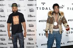 """Ebro Says He Was Trying To Have A """"Balanced Convo"""" With Kodak Black"""