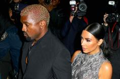 "Kim Kardashian Wants Kanye West ""Off Twitter,"" Source Says She's Done With Drama"