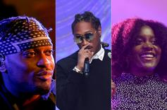 """Future, Noname & D'Angelo Rep This Week's """"FIRE EMOJI"""" Playlist"""