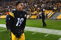 JuJu Smith-Schuster Wants Antonio Brown To Stay In Pittsburgh