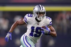 Amari Cooper Gets Iced-Out Dallas Cowboys Chain