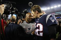 "James Harrison Says Tom Brady Is ""The Ultimate Teammate"""